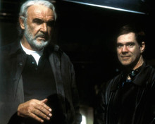 Gus Van Sant & Sean Connery in Finding Forrester Poster and Photo