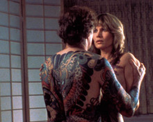 Bruce Dern & Maud Adams in Tattoo Poster and Photo
