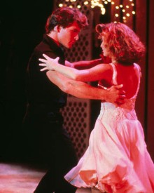 Patrick Swayze & Jennifer Grey in Dirty Dancing Poster and Photo