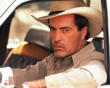 Powers Boothe in U Turn Poster and Photo