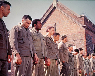 Cast in The Dirty Dozen Poster and Photo