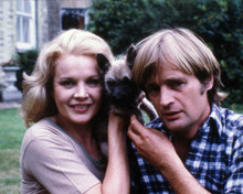 David McCallum & Carroll Baker in The Watcher in the Woods Poster and Photo