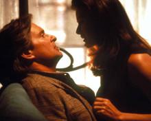 Michael Douglas & Demi Moore in Disclosure Poster and Photo