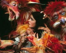 Jennifer Connelly in Labyrinth Poster and Photo