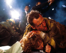 Bruce Willis & Bonnie Bedelia in Die Hard 2 Poster and Photo