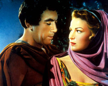 Anthony Quinn & Irene Papas in Attila the Hun aka Attila aka Attilo Flagello di dio aka Attila Fleau de dieu Poster and Photo
