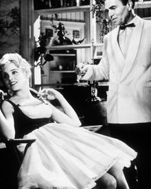 James Mason & Sue Lyon in Lolita (1962) Poster and Photo