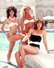 Bond Girls in Octopussy Poster and Photo