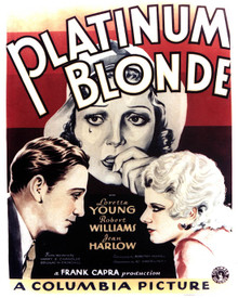Poster of Platinum Blonde Poster and Photo