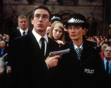 Steve Coogan & Lena Headey in The Parole Officer Poster and Photo