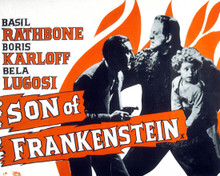Son Of Frankenstein in Son Of Frankenstion Poster and Photo