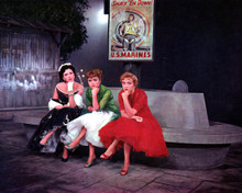Ann Miller & Debbie Reynolds in Hit the Deck Poster and Photo