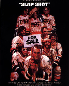 Poster of Slap Shot Poster and Photo