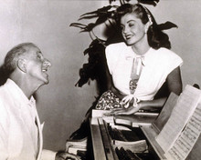 Jimmy Durante & Esther Williams in On An Island With You aka Dans une ile avec toi Poster and Photo