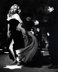 Anita Ekberg in La Dolce Vita aka The Sweet Life Poster and Photo