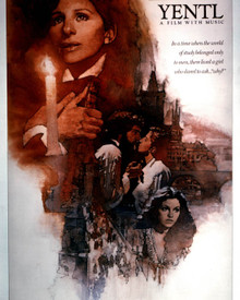 Poster & Barbra Streisand in Yentl Poster and Photo