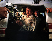 Richard Jaeckel & John Vernon in Herbie Goes Bananas Poster and Photo