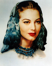 Ava Gardner in Pandora and the Flying Dutchman Poster and Photo