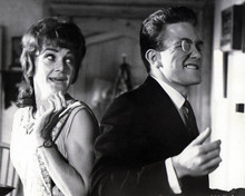Sheila Hancock & Albert Finney in Night Must Fall Poster and Photo