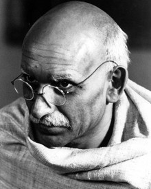 Ben Kingsley in Gandhi Poster and Photo
