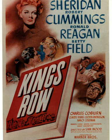 Poster of Kings Row Poster and Photo