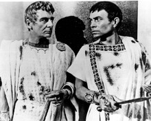 John Gielgud & James Mason in Julius Caesar Poster and Photo