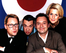 Vic Reeves & Mark Lamarr in Shooting Stars Poster and Photo