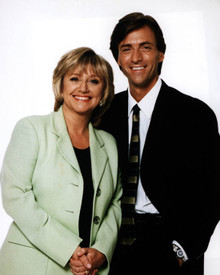 Richard Madeley & Judy Finnigan in This Morning Poster and Photo