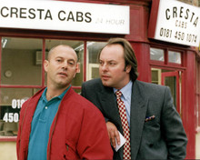 Keith Allen & Robert Daws in Roger Roger Poster and Photo