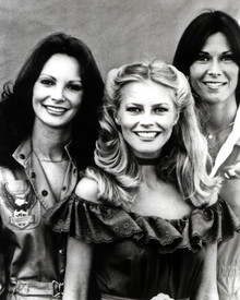 Jaclyn Smith & Cheryl Ladd in Charlie's Angels Poster and Photo
