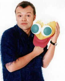 Graham Norton in Bring Me the Head of Light Entertainment Poster and Photo