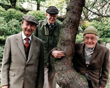 Peter Sallis & Brian Wilde in Last of the Summer Wine Poster and Photo