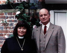 Dawn French & Gary Waldhorn in The Vicar of Dibley Poster and Photo