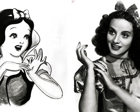 Adriana Caselotti Photograph And Poster