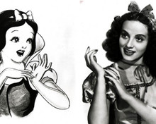 Adriana Caselotti Photograph and Poster - 1024769 Poster and Photo