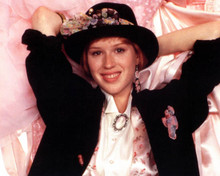 Molly Ringwald in Pretty in Pink Poster and Photo