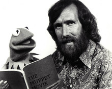Jim Henson & Kermit the Frog in The Muppet Movie (Muppets) Poster and Photo