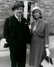 Wendy Craig & David Burke in Not in Front of the Children Poster and Photo