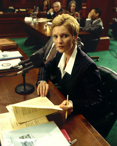Joan Allen in The Contender Poster and Photo