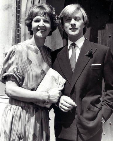 Penelope Keith & Christopher Villiers Photograph and Poster - 1026939 Poster and Photo