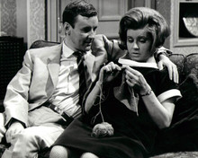 Prunella Scales & Richard Briers in Marriage Lines Poster and Photo