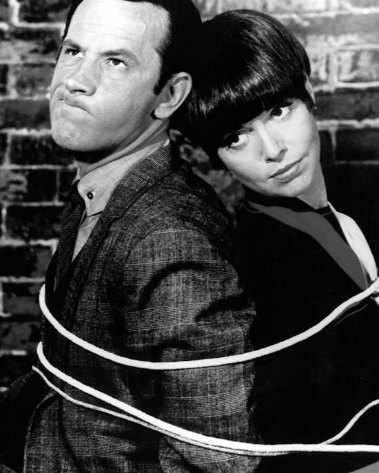 Has touched barbara feldon get smart pity