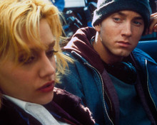 Eminem & Brittany Murphy in 8 Mile Poster and Photo