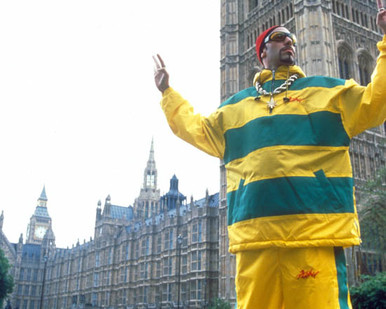 Ali G in Ali G in da House aka Chequered Past Poster and Photo