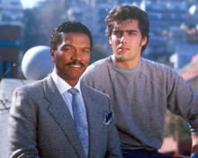 Billy Dee Williams & Ken Wahl in Double Dare Poster and Photo
