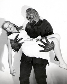 Cynthia Patrick in The Mole People Poster and Photo