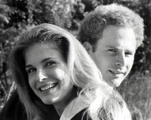 Candice Bergen & Art Garfunkel in Carnal Knowledge Poster and Photo