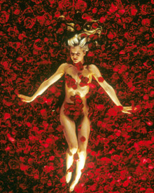 Mena Suvari in American Beauty Poster and Photo