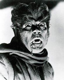 Henry Hull in Werewolf of London Poster and Photo