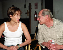 Irwin Winkler & Jennifer Lopez in Enough Poster and Photo